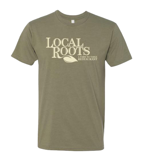 local roots t shirt