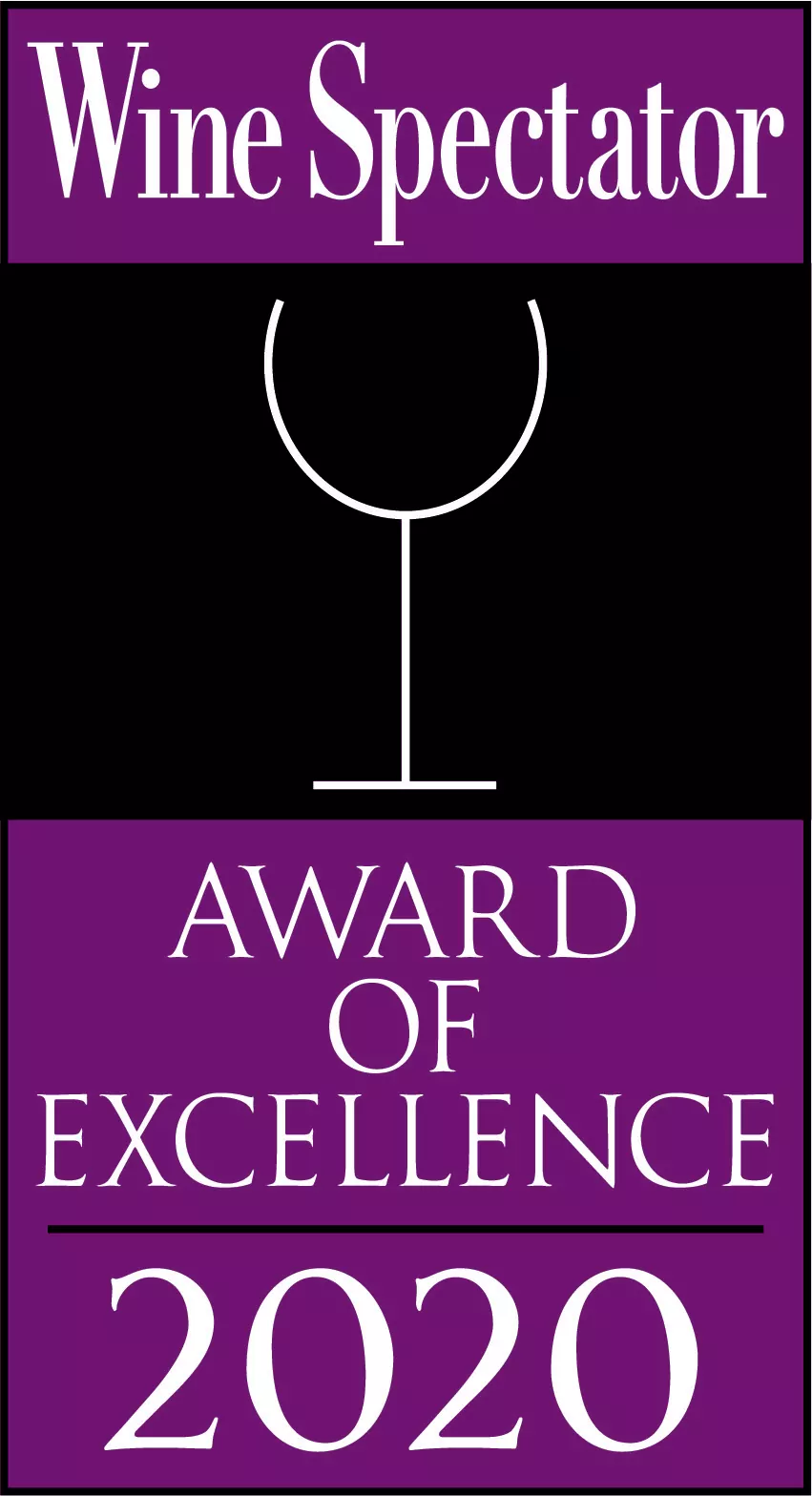 WineSpectator Award 2020